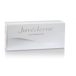 Juvederm® Hydrate - seringue-acide-hyaluronique - Esthetic Dermal Supply