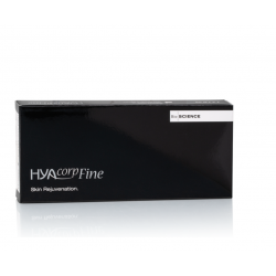 Hyacorp® Fine - seringue-acide-hyaluronique - Esthetic Dermal Supply