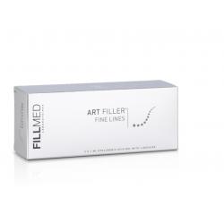 FillMed® ART FILLER FINE LINE - hyaluronic-acid-dermal-fillers - Esthetic Dermal Supply