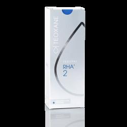 Teosyal® RHA 2 Lidocaine - hyaluronic-acid-dermal-fillers - Esthetic Dermal Supply