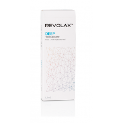 Revolax® Deep Lidocaine - hyaluronic-acid-dermal-fillers - Esthetic Dermal Supply