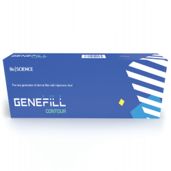 Genefill® Contour - hyaluronic-acid-dermal-fillers - Esthetic Dermal Supply