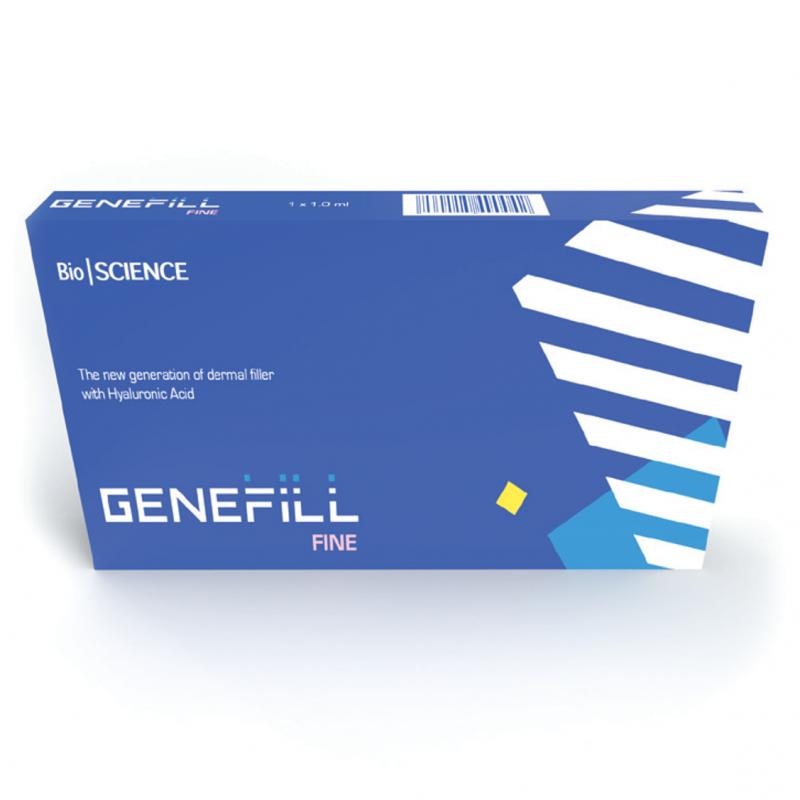 Genefill® Fine - hyaluronic-acid-dermal-fillers - Esthetic Dermal Supply