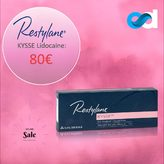 ▫️Esthetic Dermal Supply presents Restylane® Kysse lidocaine in promotion ! 80€ at estheticdermalsupply.com  Restylane® Kysse Lidocaine is a dermal filler for lip enhancement. The product is designed to enhance lip volume and add definition to lip contours to create soft, natural looking lips.   The hyaluronic acid-based gel softly integrates into the sensitive lip tissue and has proven to cause little swelling. Contains lidocaine, a powerful anaesthetic, for a more comfortable injection.    Buy other Restylane products at estheticdermalsupply.com  #estheticdermalsupply #eds #aesthetic #dermalsupplies #acideyaluronique #hyaluronicacid #cliniqueesthetique #aestheticclinic #fillerinjections #dermalfillers #beauty #skincare #antiaging #plumping #skin #beauty #aesthetictreatment #aestheticmedicine #plasticsurgeon #aestheticsurgeon #restylane #restylanekysse #restylanekysseidocaine